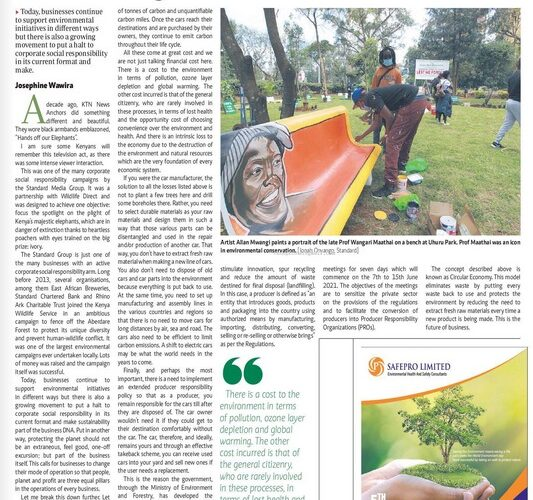 The Standard Newspaper - June 5th - Page 35 (WED)
